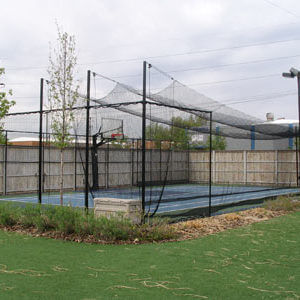 Batting Cage Residential Outdoor System. AllSport America