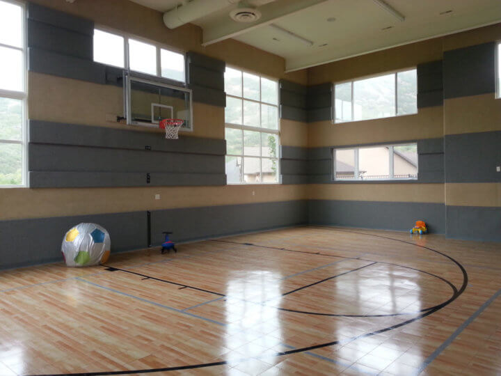 In-Home Basketball Court | Reno, NV | AllSport America