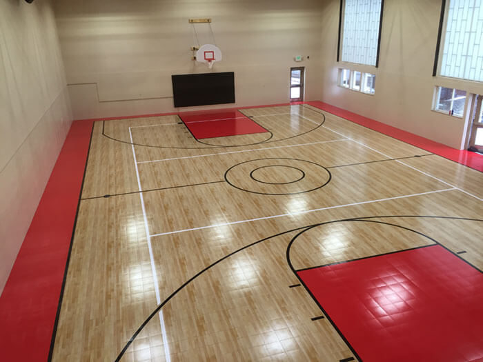 Gymnasium Flooring Indoor Sport Court Performance Surfaces