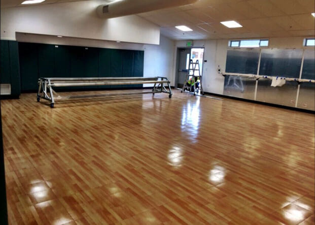 Aerobics and Exercise Flooring