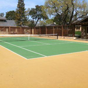 Sport Court Tennis Court