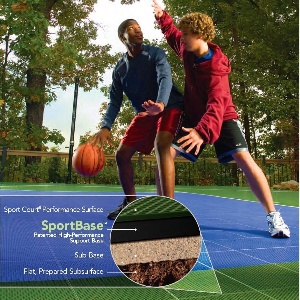 Sport Court SportBase