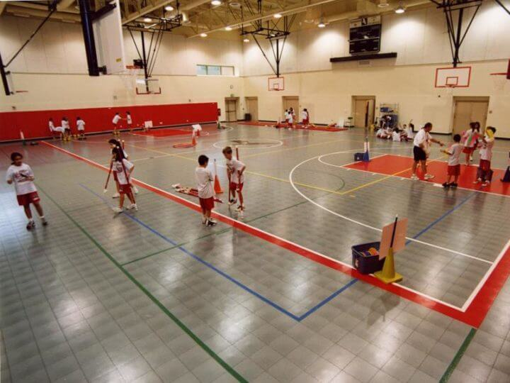 Gymnasium Flooring Indoor Sport Court Performance Surfaces. AllSport America