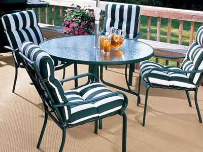Outdoor Decking Sport Court Tile