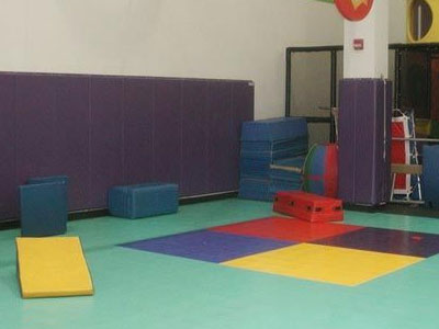 Rec Rooms Indoor Gym Flooring Sport Court Surfaces_AllSport America