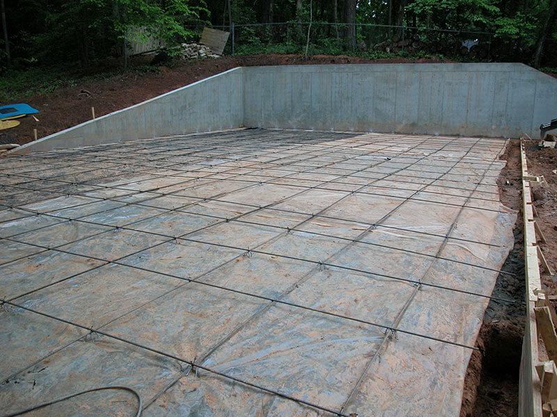 sport court construction
